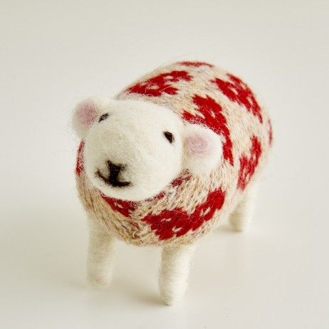 Mary Kilvert - Queen of Hearts sheep