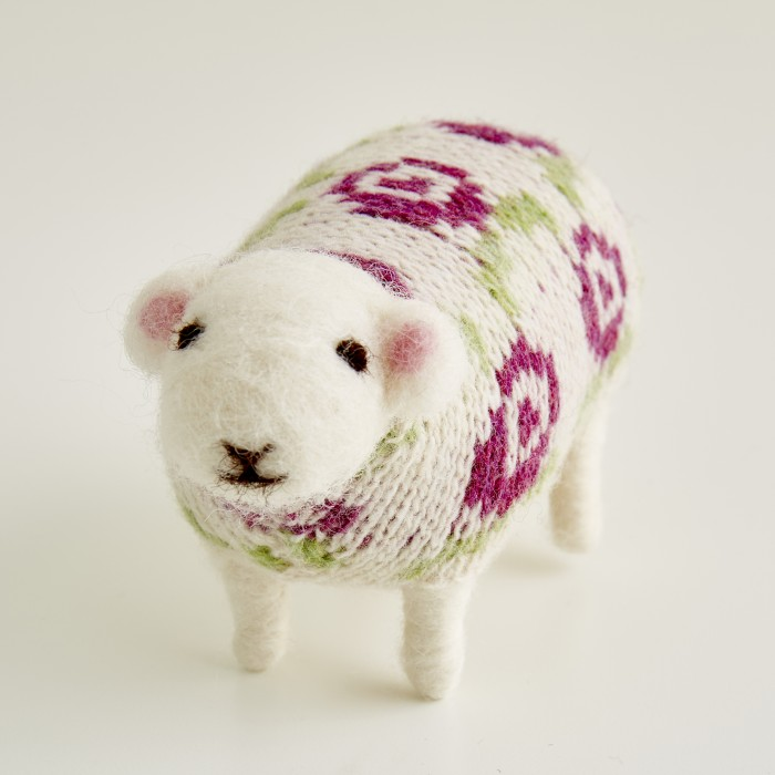 Mary Kilvert - Rose the sheep