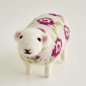 Mary Kilvert - Rose the sheep