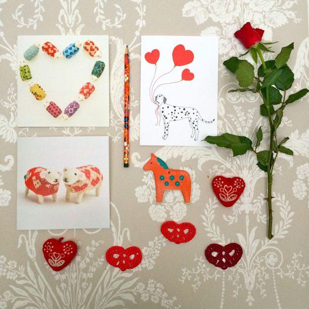 Mary Kilvert - Valentine's Products