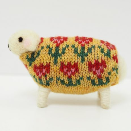 Mary Kilvert - Petal the sheep