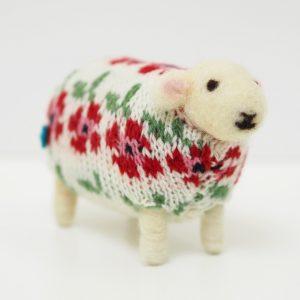 Mary Kilvert - Poppy the sheep