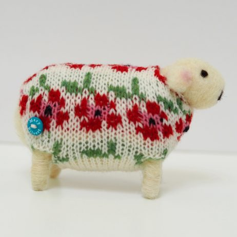 Mary Kilvert - Poppy the sheep