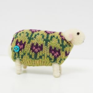 Mary Kilvert - Tulip the sheep
