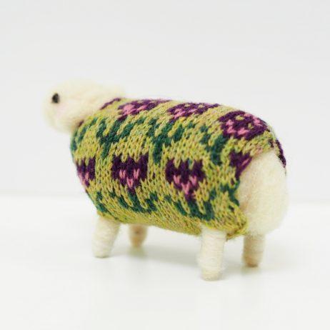 Mary Kilvert - Tulip the sheep
