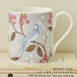Mary Kilvert - Swallows mug