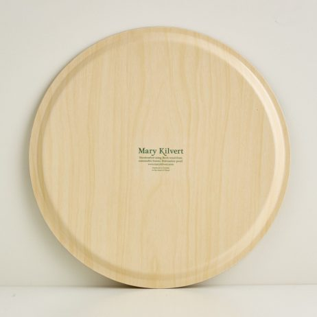Mary Kilvert - Tea Tray Back