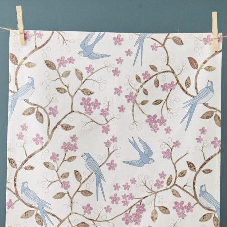 Mary Kilvert - Swallows Tea Towel