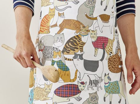 Crafty Cats Apron