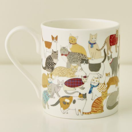 Crafty Cats Mug