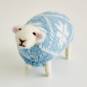 Snowflake the Sheep