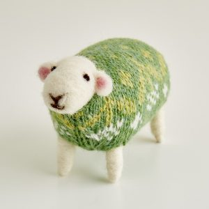 Mistletoe the Sheep