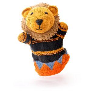 Lion Cotton Hand Puppet