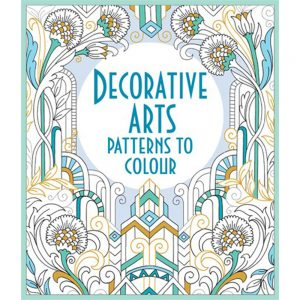 Decorative Arts Patterns to Colour Book