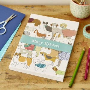 A5 Pack of Proud Pooches Notebook