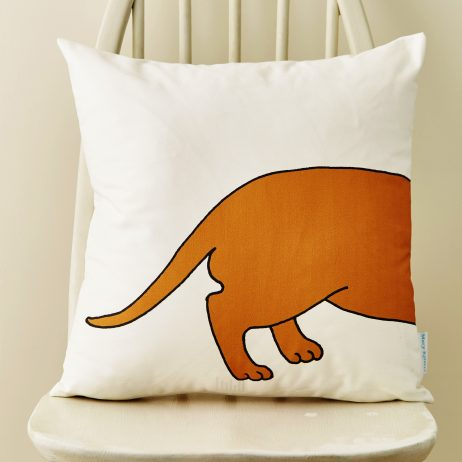 Larry Long Dog Cushion