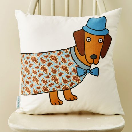 Larry Long Dog Cushion