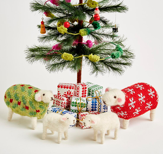 Christmas Flock