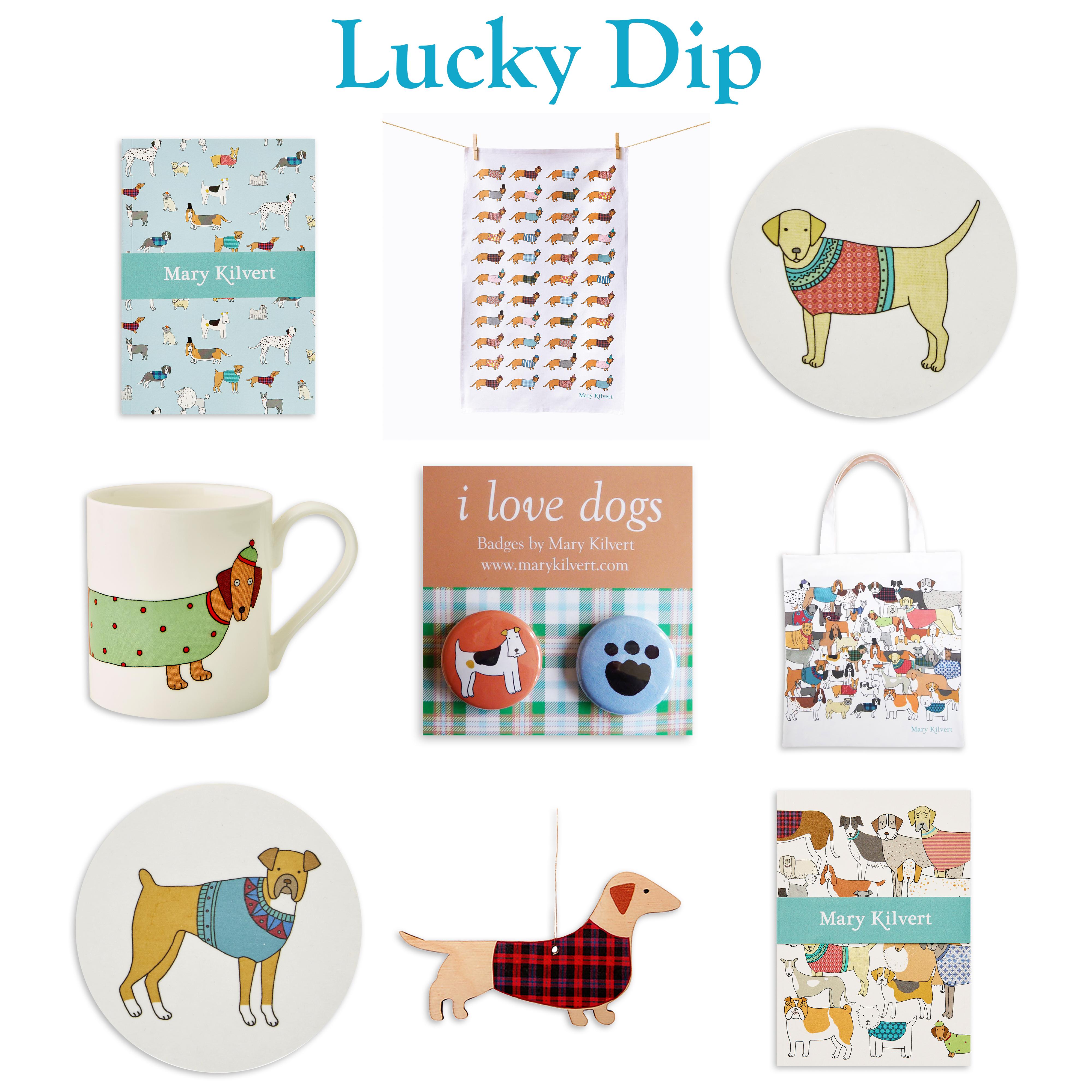Lucky Dip Prizes