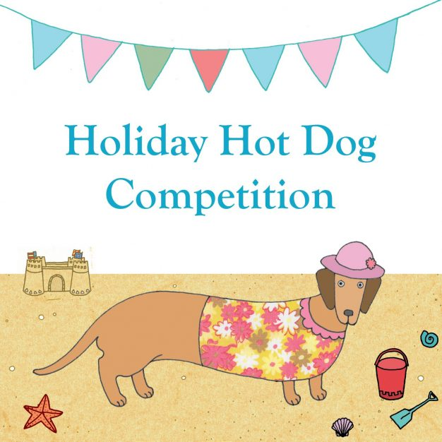 Holiday Hot Dog Competition