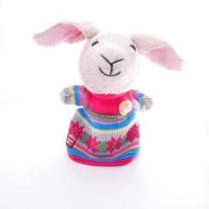 Lamb Cotton Hand Puppet