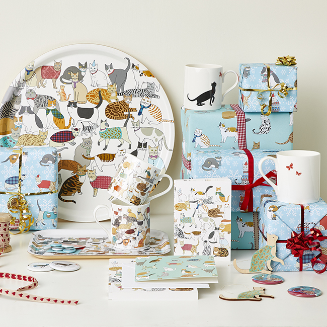 Cradle of Crafty Cats Collection