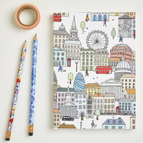 Large London Notebook