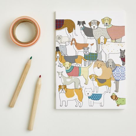 Small Pooches Notebook