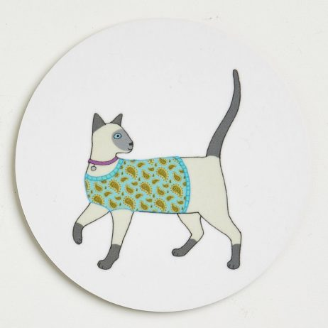 Cat Coasters - Pixie
