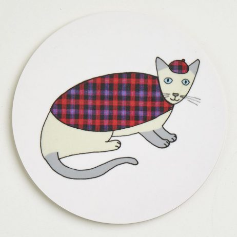 Cat Coasters - Siamese