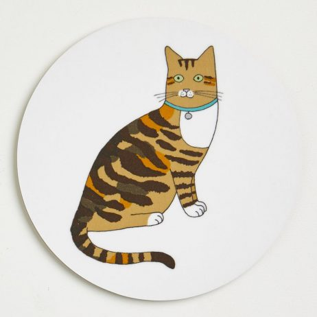 Cat Coasters - Tortoiseshell