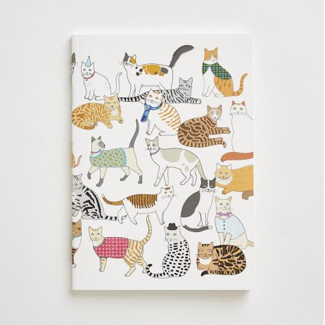 Small Crafty Cats Notebook