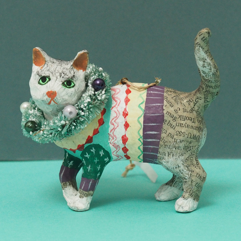 Garland Cat Decoration