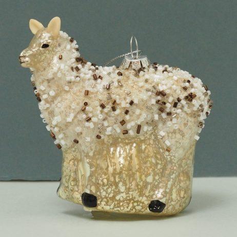 Yuletide Ewe Decoration