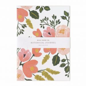Rose Botanical Journal by Rifle Paper Co.