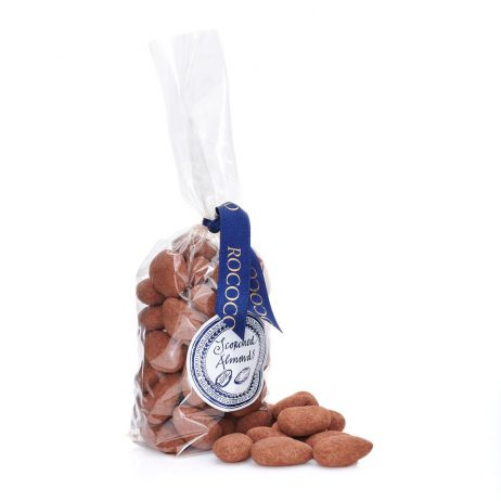 Luxury Dusted Scorched Almonds by Rococo