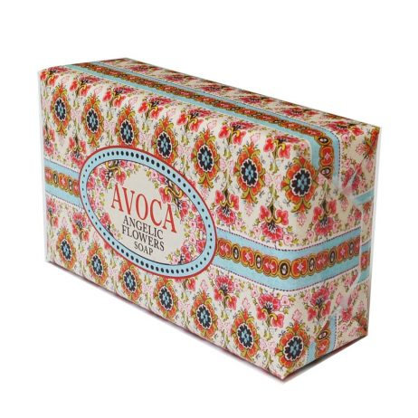 Angelic Flowers Soap by Avoca