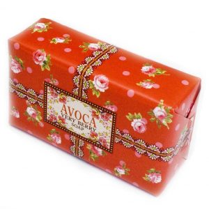 Very Berry Soap by Avoca