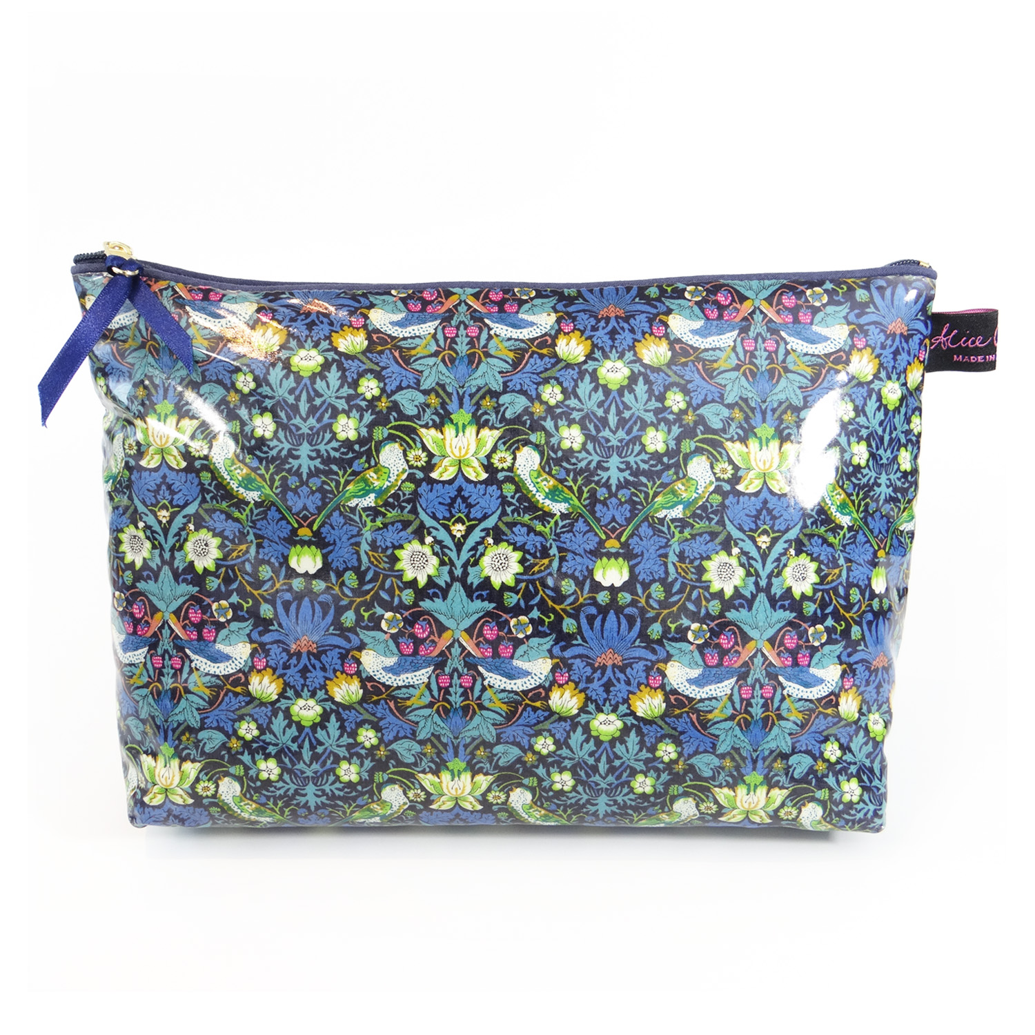 Strawberry Thief Liberty Print Washbag