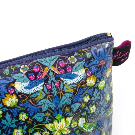 Strawberry Thief Liberty Print Wash bag