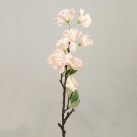 Pink Apple Blossom Silk Flowers