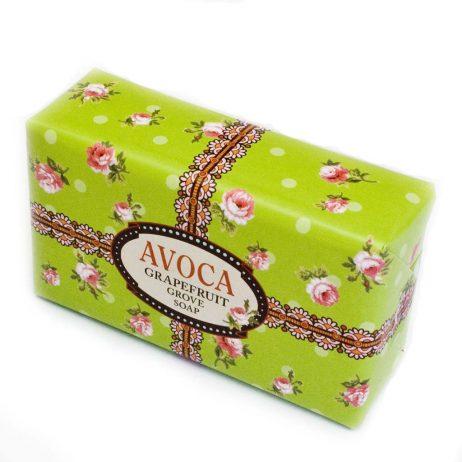 Grapefruit Grove Soap by Avoca