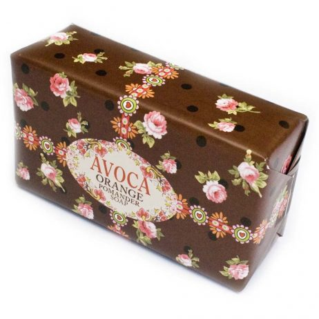 Orange Pomander Soap by Avoca