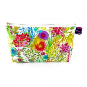 Tresco Liberty Print Cosmetic Bag