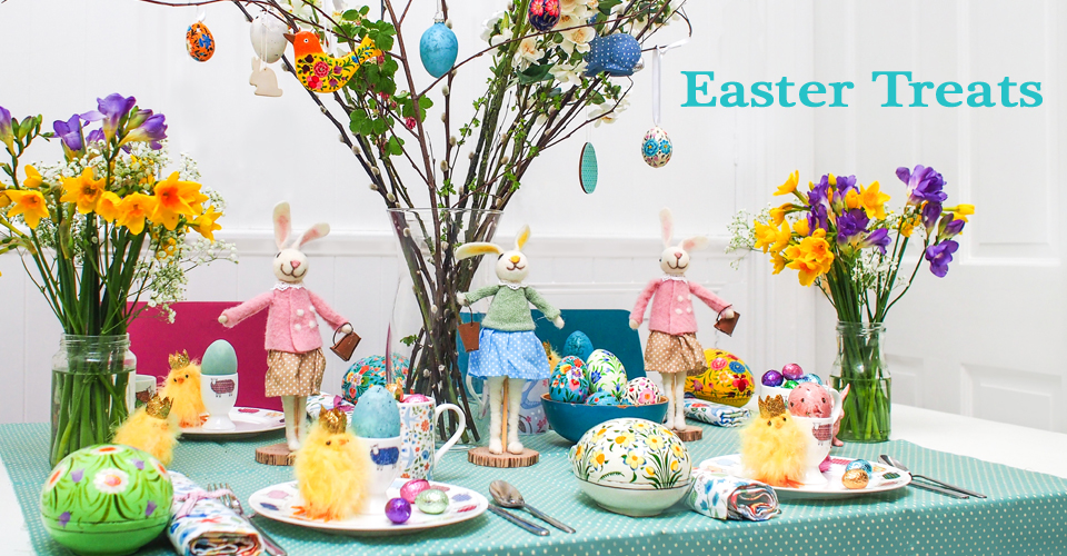 Easter at Mary Kilvert Shop and Studio