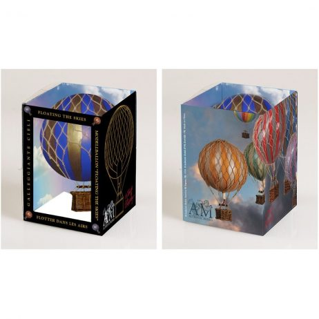 Small Hot Air Balloon Model Packaging