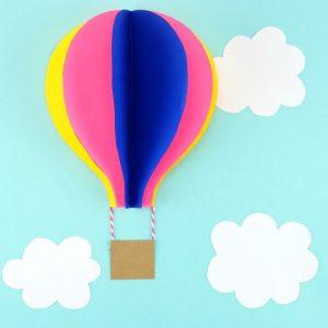 Make a Hot Air Balloon Workshop