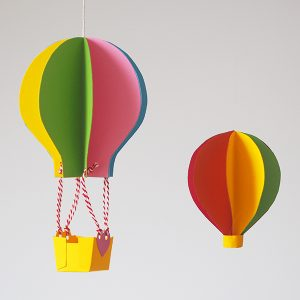 Make a Hot Air Balloon Workshop