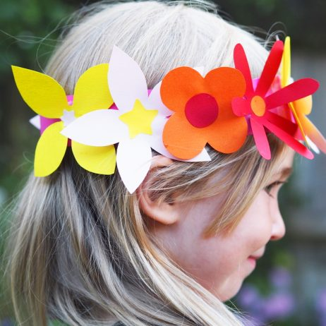 Summer Floral Crown Workshop