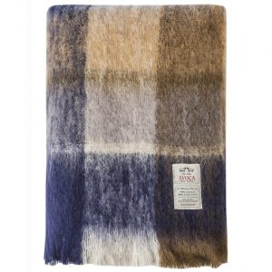 Avoca M50 Land Mohair Throw
